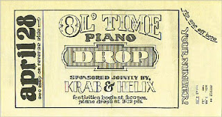 KRAB and Helix Piano Dro pticket