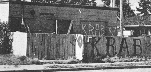 KRAB - The fence
