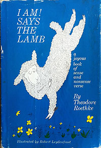 I AM! Says The Lamb