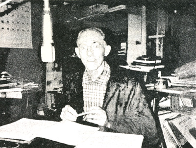 Earl Smith, of Smitty's Old Records