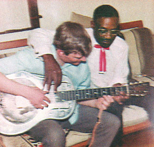 Bob West and Son House