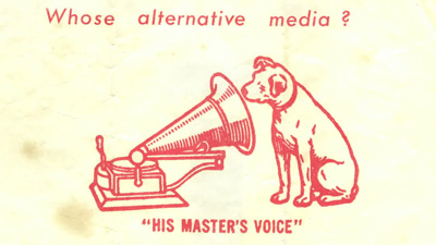 Whose alternative radio?