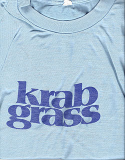 KRABgrass t-shirt